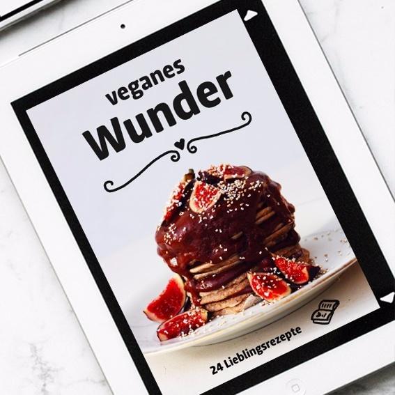 Veganes Wunder eKochbuch