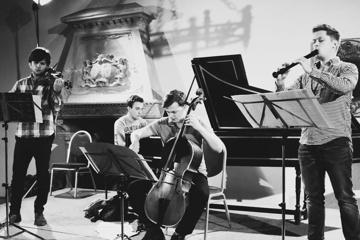 4 Times Baroque - Caught in Italian Virtuosity