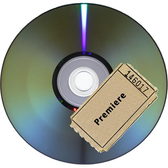 Download + sign. DVD + 2 PREMIERENTICKETS