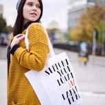 Karma Hero Shopping Bag