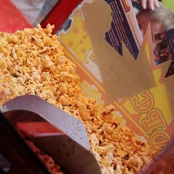 Trier Spielt Popcornaktion