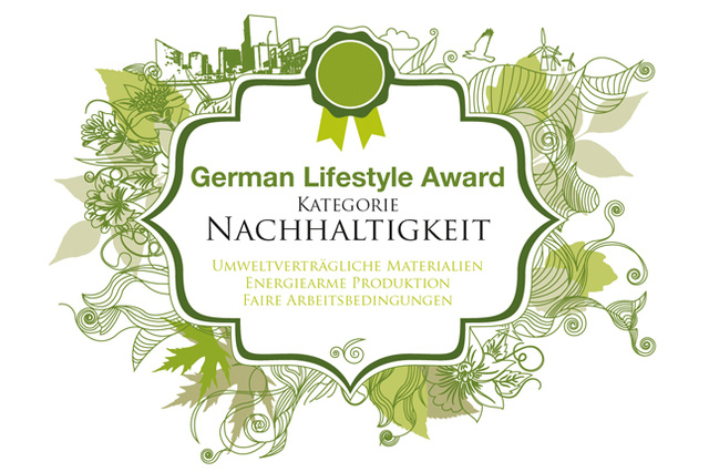 German Lifestyle Award - Materialtransformationen