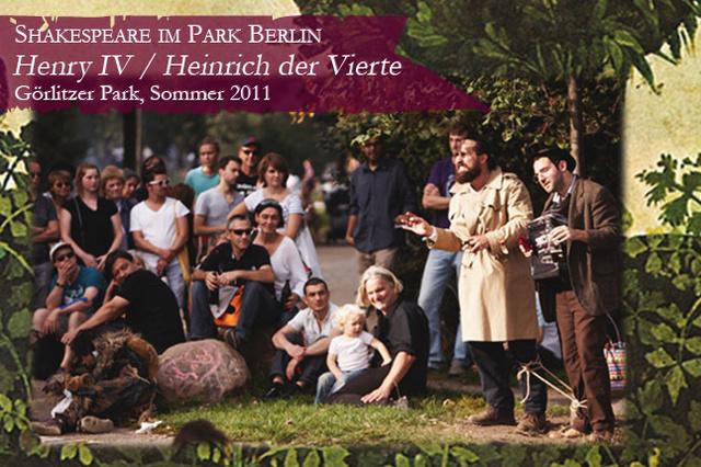 Shakespeare im Park Berlin presents UtopiaTM