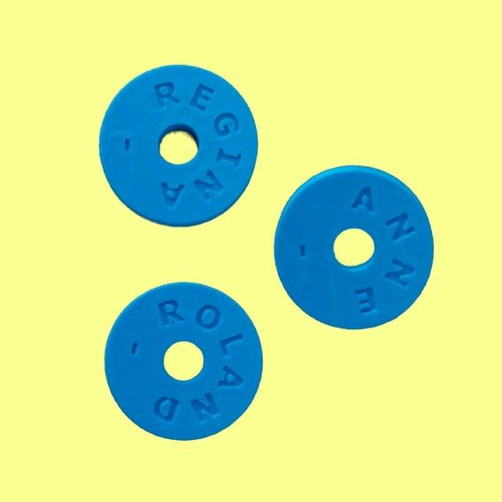 Individuelle Einkaufswagen-Chips (Variante II)
