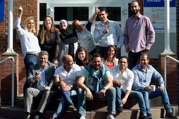 Gestern Refugee -> Heute Unternehmer im Saarland