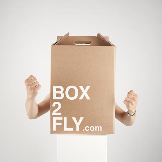 Grüße von der BOX2FLY