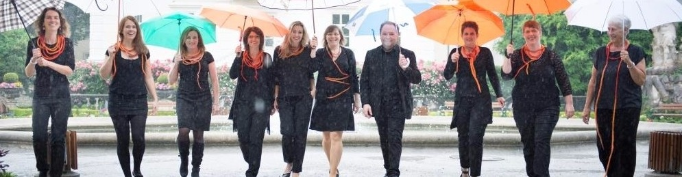 vocal orange CD-Produktion für a cappella Fans!