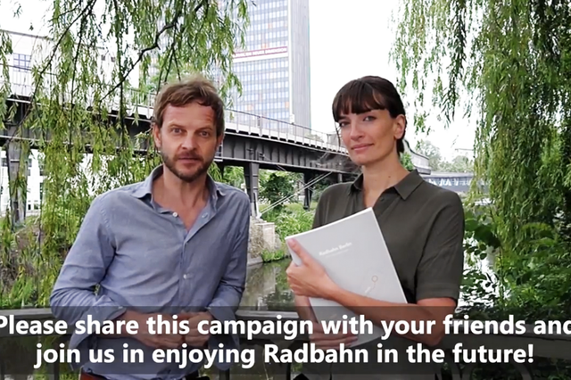 Radbahn - we build the best bike path in the world