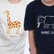 "Kipepeo Kinder Shirt ""Elephant"" oder ""Giraffe """