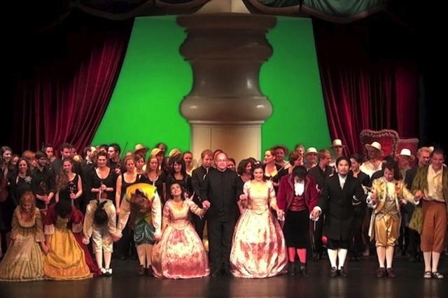 Sommer Oper Bamberg - Betten für Don Giovanni finanzieren!