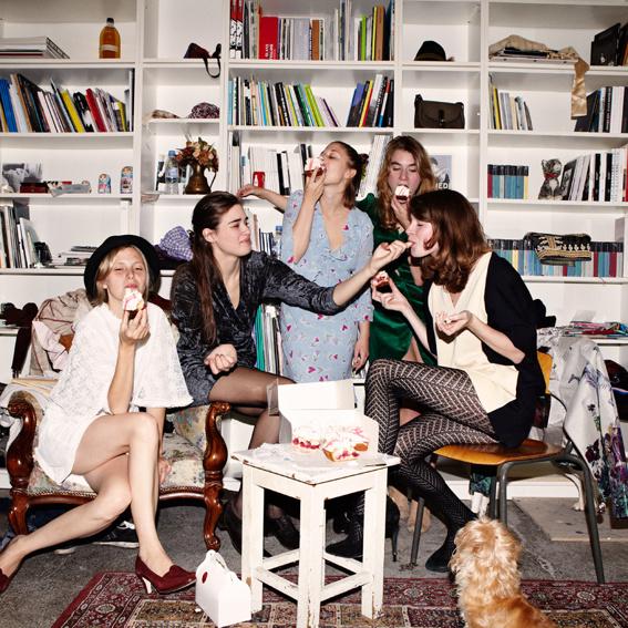 Ein exklusiver Kleiderei Abend für dich & deine Freundinnen + ein Jahr Kleiderei