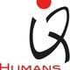 Aufkleber Humans iQ Logo