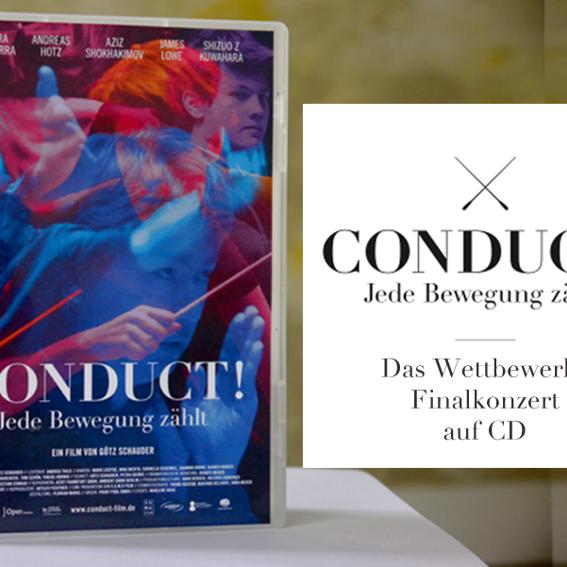 + Fünf Dirigenten-CD