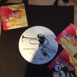 CD und Beutel von Seau Volant
