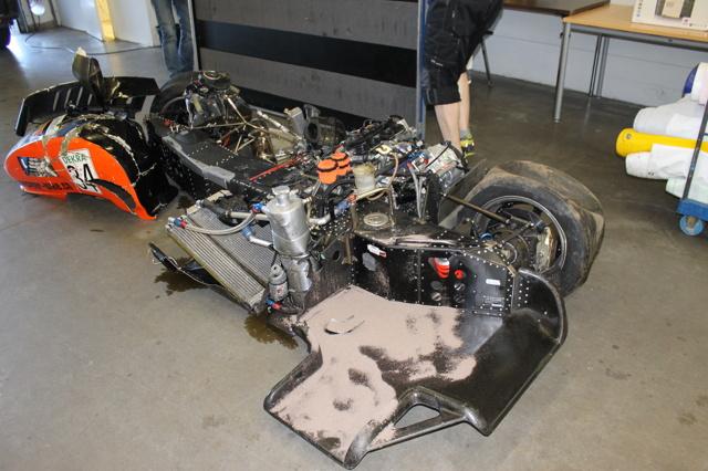 Sidecar Rennen