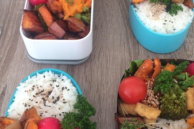 Veggie Bento Chain Store – NutCart