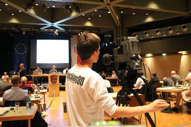 Stadtparlamentfernsehen und StaPaTV-Magazin