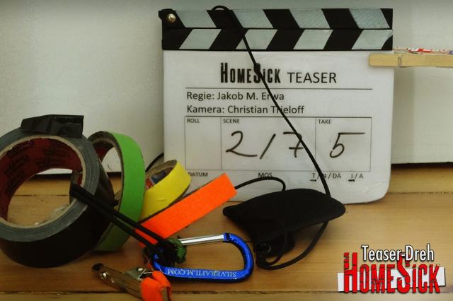 HOMESICK - Spielfilm | Thriller