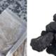 25er-Packung Öko-Anzündpads plus 3 kg Holzkohle