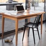 REKORD Tisch - Eiche - 140 cm - ganz schnell 25%