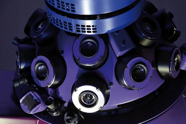 Entwicklungskuppel für das Galileum Solingen (1,8 m Durchmesser)