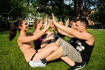 SportyDate - Spaß und Fitness beim Kennenlernen