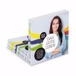 3 x Buch Das gute Leben