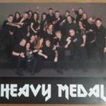 Exclusive Heavy Medal CD - handsigniert