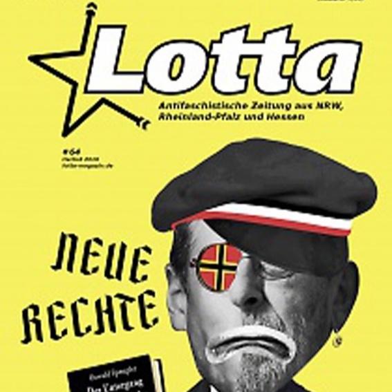 Jahresabo LOTTA - antifaschistische Zeitung aus NRW