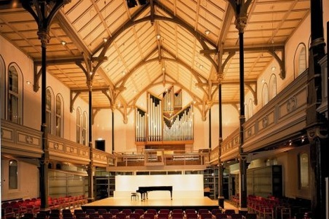 Festival 3B - Kammermusik in der Immanuelskirche Wuppertal