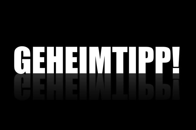 GEHEIMTIPP - Und GAD ging zu DAVID