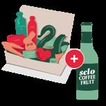 2 SeloSoda Getränke & 1 Retterbox