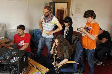 Musiqa - Music Workshops In Palestine