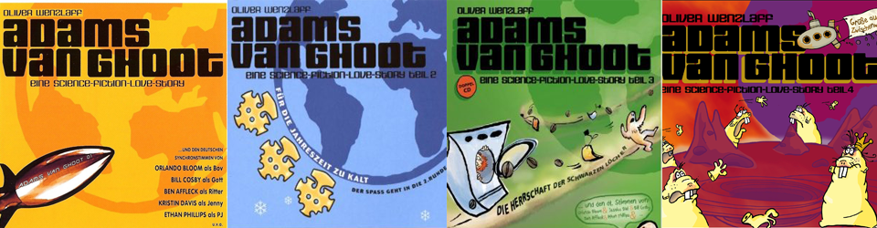 """Adams van Ghoot Teil 4 """"Grüße aus Zwischenwelt"""""""