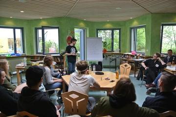 Linkes Jugendcamp 2018