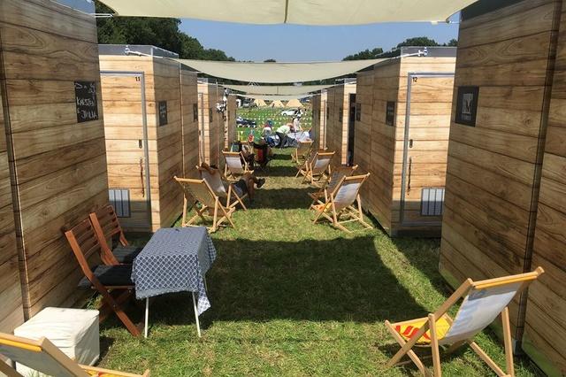 My Molo - Dein mobiles Festival-Hotel!