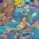 Sea World Originalzeichnung A5