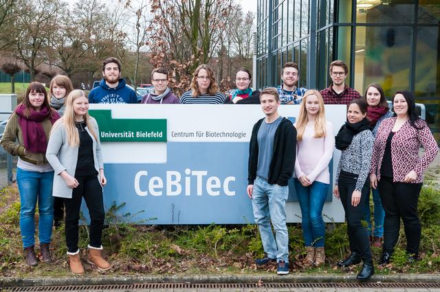 iGEM Bielefeld 2017 (CeBiTec)