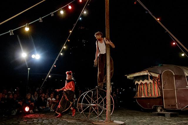 Die Sommerwerft - internationales Theaterfestival