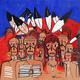 ISARINDIAN PAINTING (Fine Art Print) im Rahmen nach Wahl und die Neue CD