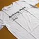 Zauberberg loading - T-Shirt