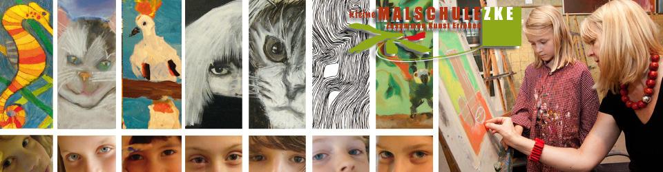Ausstellung 2012 - die Kleine Malschule ZKE braucht Unterstützung