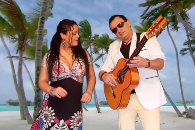 Sängerin Maritza aus Kuba mit ihrer 1. CD