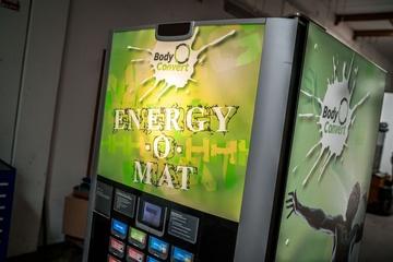 ENERGY O MAT, Genuss per Knopfdruck
