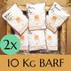 2x 10 Kg BARF - individuell zubereitet inkl. Versand
