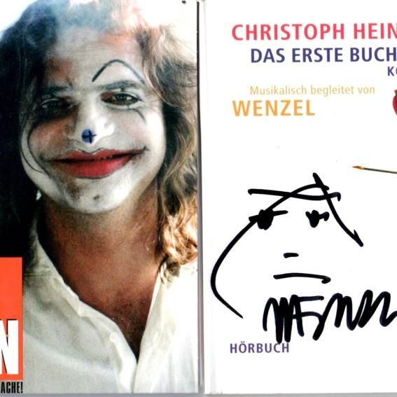 Wenzel, 2 CDs, handsigniert