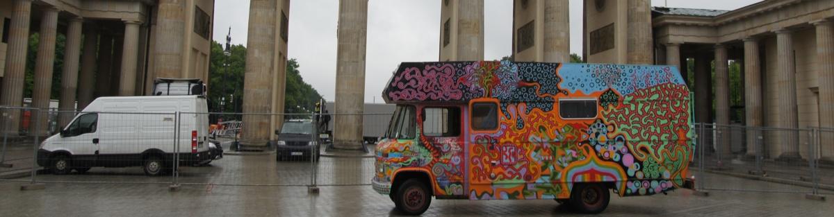 Pimp the LEGALISATOR-Mobil