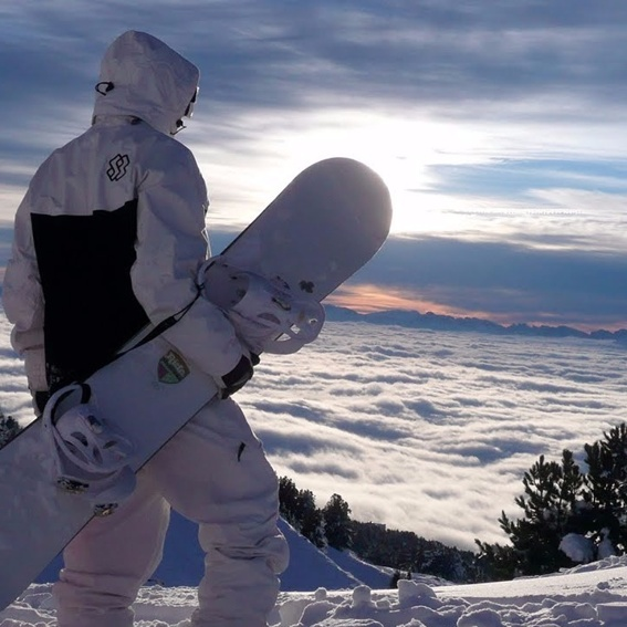 2 Nächte + Snowboardstunden incl. Skipass