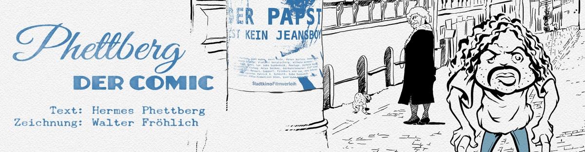 Hermes Phettberg - Blue Jeans