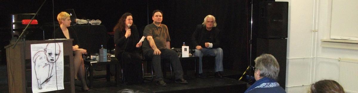3 Dichter aus Bosnien zu Gast